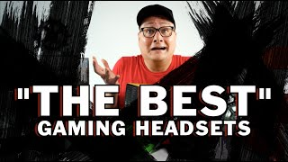 """""""THE BEST"""" GAMING HEADSETS 2020/2021"""