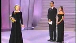 Holland Taylor - Emmy Speech GREAT