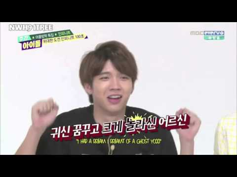Infinite Funny Moments [ENG SUB]