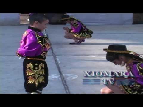 CAPORALES PERU JR - Concurso Nacional de Saya - Campeones 2010 (semifinal) HD
