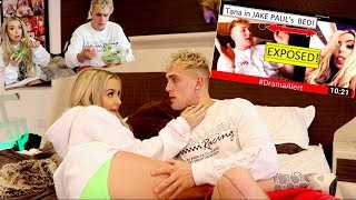 Mukbang In Bed With My Rebound Jake Paul