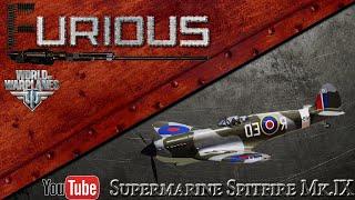 Spitfire Mk.IX. Чисто английские убийства.