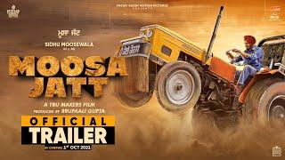 Moosa Jatt 2021 Punjabi Movie Trailer Video HD