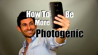 How To Be More Photogenic | Look Better In Pictures | 6 Tips