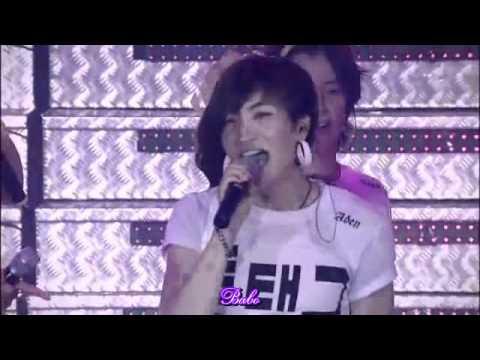 [Vietsub] Gee-Super junior [Happy birthday HanKyung & Siwon ]
