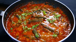 Bhindhi Masala Recipie|| Food Bhimas