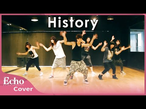 EXO - History (Dance Cover) by EchoDanceHK