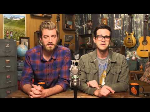 2016 World Wish Day®: Rhett & Link