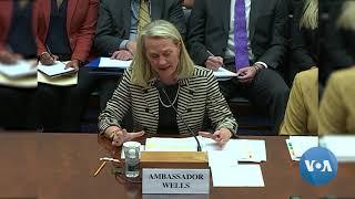 Legisladores estadounidenses presionan por respuestas sobre conversaciones de paz estancadas con los talibanes