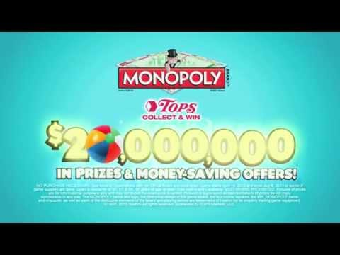 TOPS Markets :30 Monopoly 2013