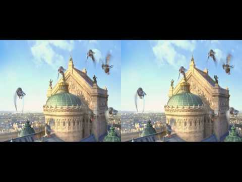 Балерина. Русский трейлер (1) 3D 2K