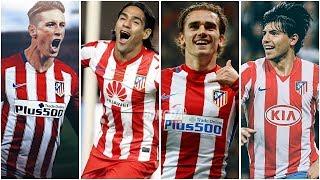 Atletico Madrid | Nơi sản sinh những số 9 khét tiếng nhất thế giới