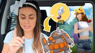 HOW TO GET THE MOST SINNOH STONES! Pokémon GO | ZoeTwoDots