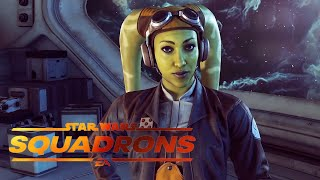 Star Wars: Squadrons - Official Single Player Preview Trailer