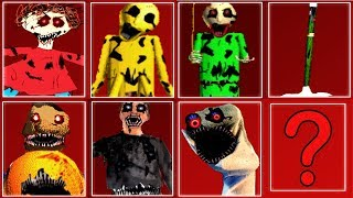 NIGHTMARE ANIMATRONICS?! Five Nights at Baldi's Basics 2 in Education and Learning