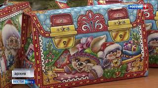 Бесплатные подарки к Новому году получат порядка 15 тысяч омских детей