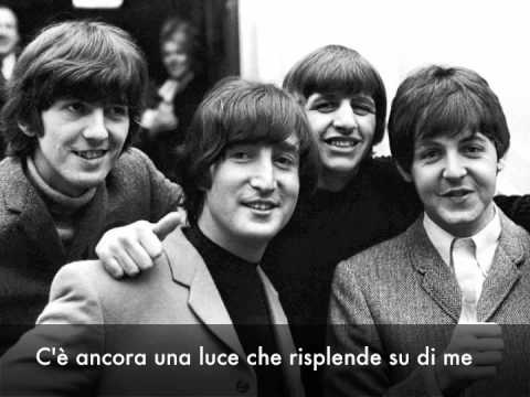 Baixar The beatles - Let it be - Traduzione in italiano