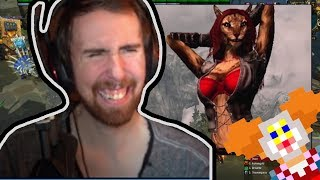 "asmongold reacts to: ""space station 13 review by Sseth"" [daily asmongold #13]"