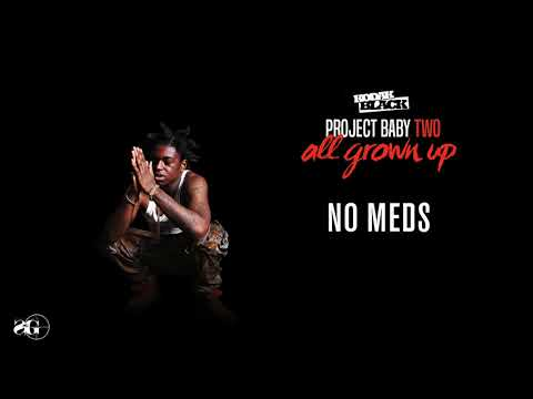 Kodak Black - No Meds [Official Audio]