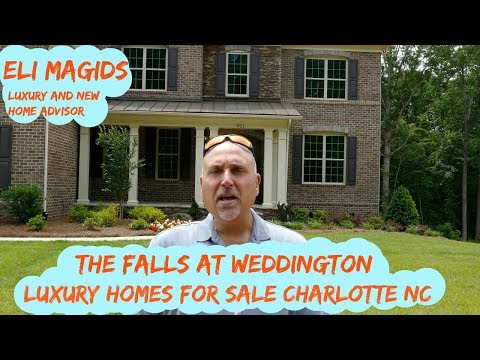 Luxury Charlotte Homes | The Falls at Weddington Neighborhood | Dr. Eli Magids (704)620-0060