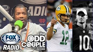 Chris Broussard & Rob Parker React to the Packers Defeating the  Bears
