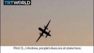 Stolen Plane Crash: Officials piece together bizzare plane crash