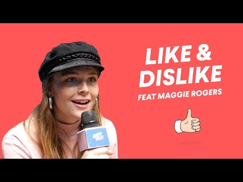 Maggie Rogers - Like & Dislike avec Christine & The Queens