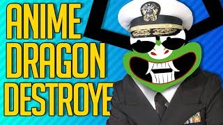 ANIME DRAGON DESTROYER | World of Warships