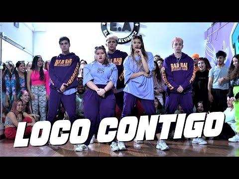 LOCO CONTIGO - DJ Snake, J. Balvin, Tyga | Choreography by Emir Abdul Gani