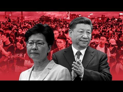 点点今天事 | 谁制造了香港失控?谁都没有好果子吃!怎样普选特首大家才满意,北京才觉得安全?(何频:20190721)