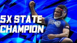 5X STATE CHAMPION - Jacori Teemer Highlight