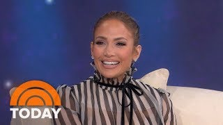 Jennifer Lopez Talks About 'World Of Dance,' Met Gala, A-Rod, New Single | TODAY