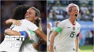 Women's World Cup quarterfinals predictions: USA vs. France, more | ESPN FC