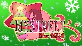 A New Visitor | Her Wish | [Ep.1] Minecraft MyStreet Christmas Roleplay