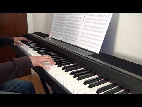 Mayday五月天【憨人/鹹魚】鋼琴版 piano by CHM