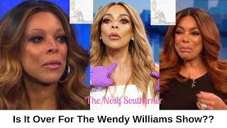 Is it Over For The #Wendy Williams Show?| Wendy Hospitalized and Post Pone Show Return Indefinitely.