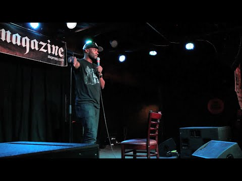 SLUG Localized - December 2015: Stand-Up Comedy Showcase