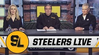 Art Rooney II Talks Antonio Brown, Ryan Shazier & Playing in Mexico | Steelers Live