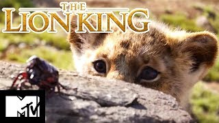 Disney's The Lion King   Official Trailer   MTV Movies