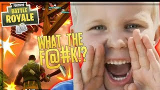 DESTROYING THE MOST SALTY KIDS IN PLAYGROUND MODE IN FORTNITE! (Funny Fortnite Trolling)