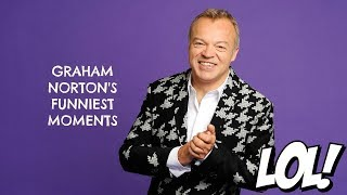 Graham Norton Funniest Moments (Compilation 15)