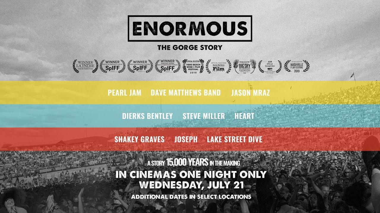 Trailer de Enormous: The Gorge Story
