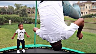 DJ REALLY TRIED THIS | THE PRINCE FAMILY