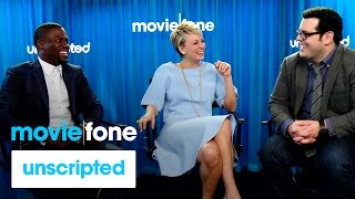 'The Wedding Ringer' | Unscripted | Kevin Hart, Kaley Cuoco, Josh Gad