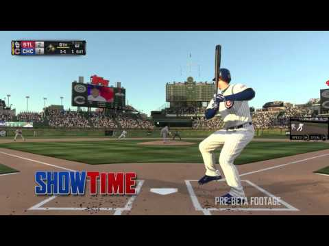 MLB 16 The Show | Announcement trailer