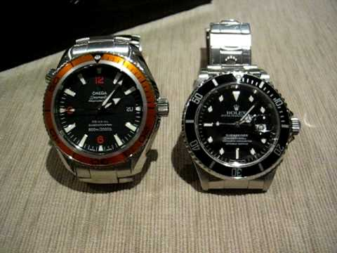 3c91c5ddc9f Omega Seamaster 8500 Vs Rolex Submariner « One More Soul