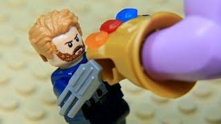 Lego Avengers Infinity War: Wakanda Takes the Lead | Brick Channel Lego Stop Motion
