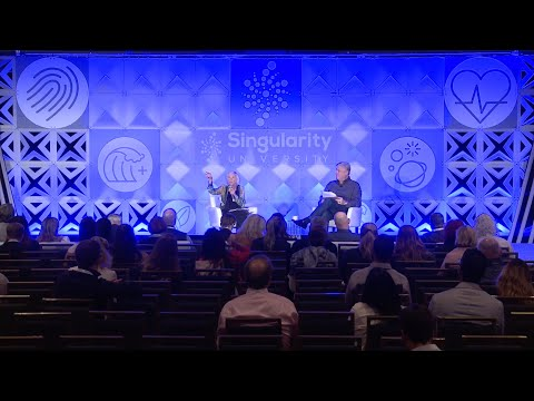 """The Future of Entrepreneurship: Living in Exponential Creativity,"" featured at Singularity University's Global Summit with Mark Donohue and Barbara Marx Hubbard"