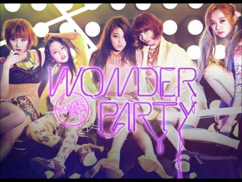 Wonder Girls - Like This (Audio+DL) [HD]