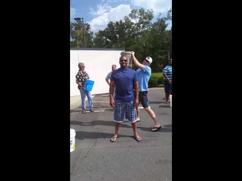 Beloda CEO accepts the ALS Ice Bucket Challenge